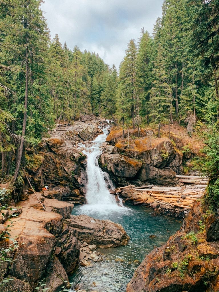 18 Best Things To Do At Mount Rainier National Park For First Timers - Silver Falls