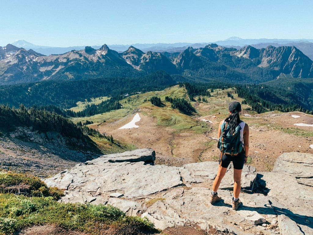 18 Best Things To Do At Mount Rainier National Park Skyline Trail
