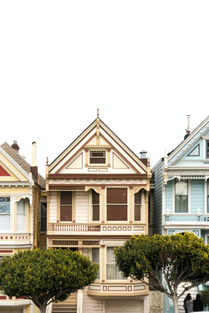 Painted Ladies - Free Things to Do in San Francisco
