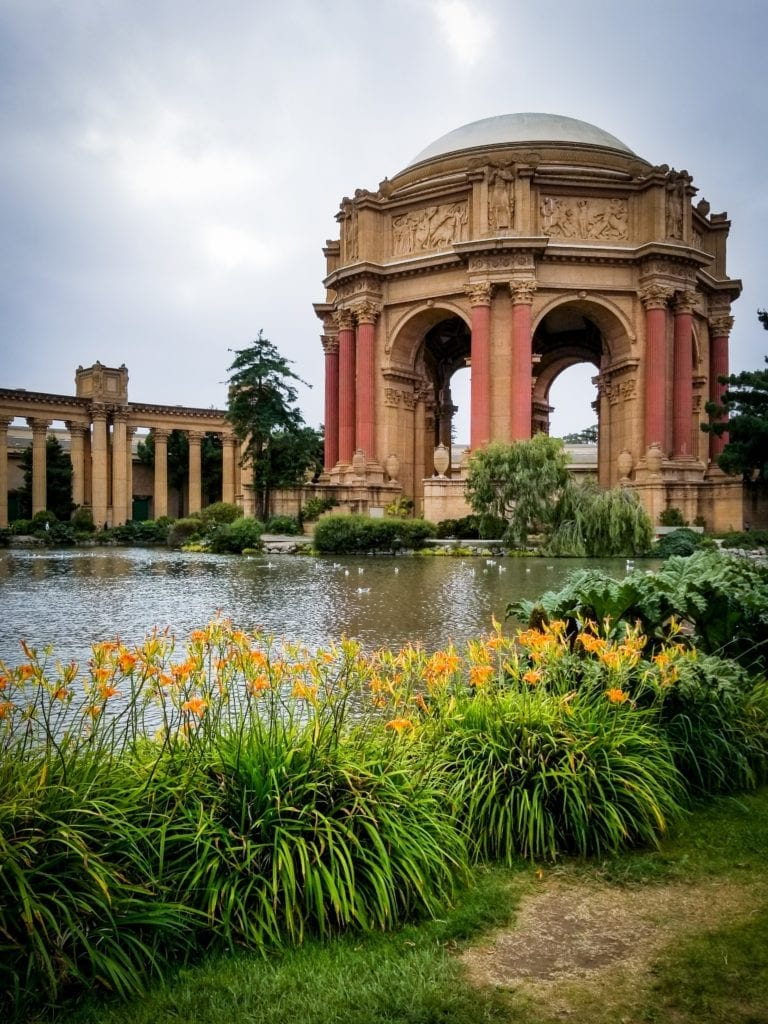 Palace of Fine Arts Free Things to Do in San Francisco