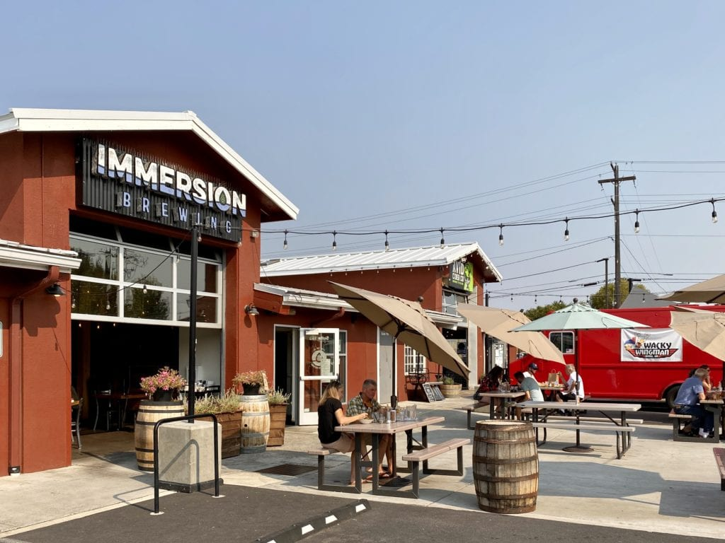 Immersion Brewing Bend, OR - Travels With Elle