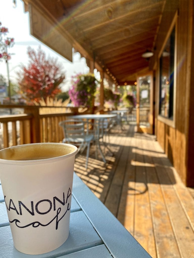 Kanona Cafe Bend, OR - Travels With Elle