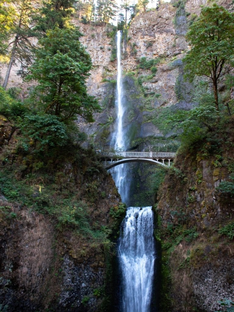 Multnomah Falls, OR - Travels With Elle