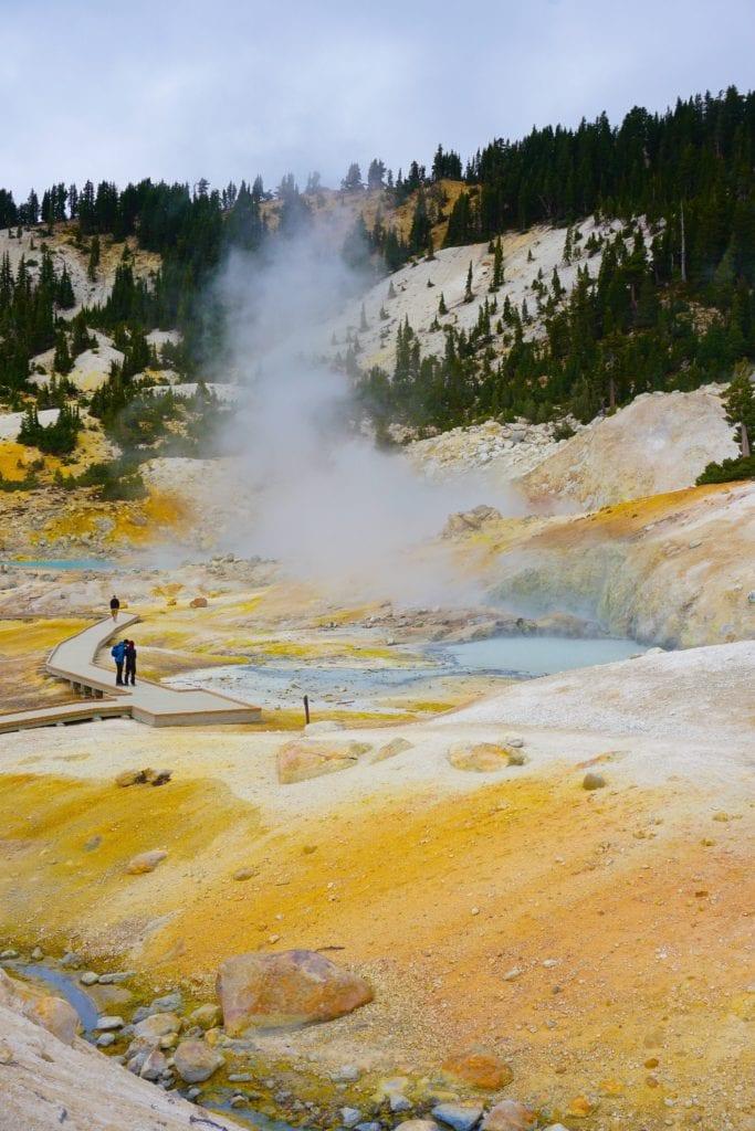 Lassen Volcanic National Park - 35 Best Weekend Getaways from San Francisco