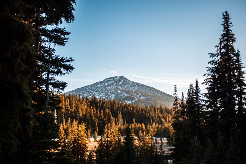 Mt Bachelor Bend OR - Travels With Elle