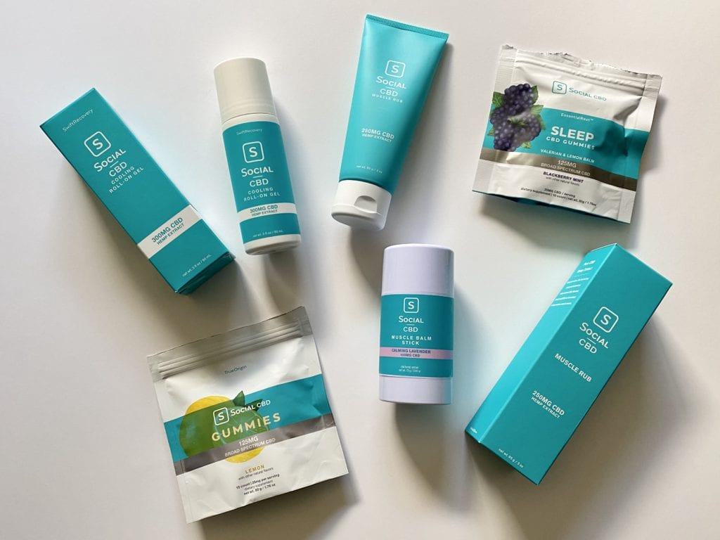 Social CBD Product Review - Travels With Elle