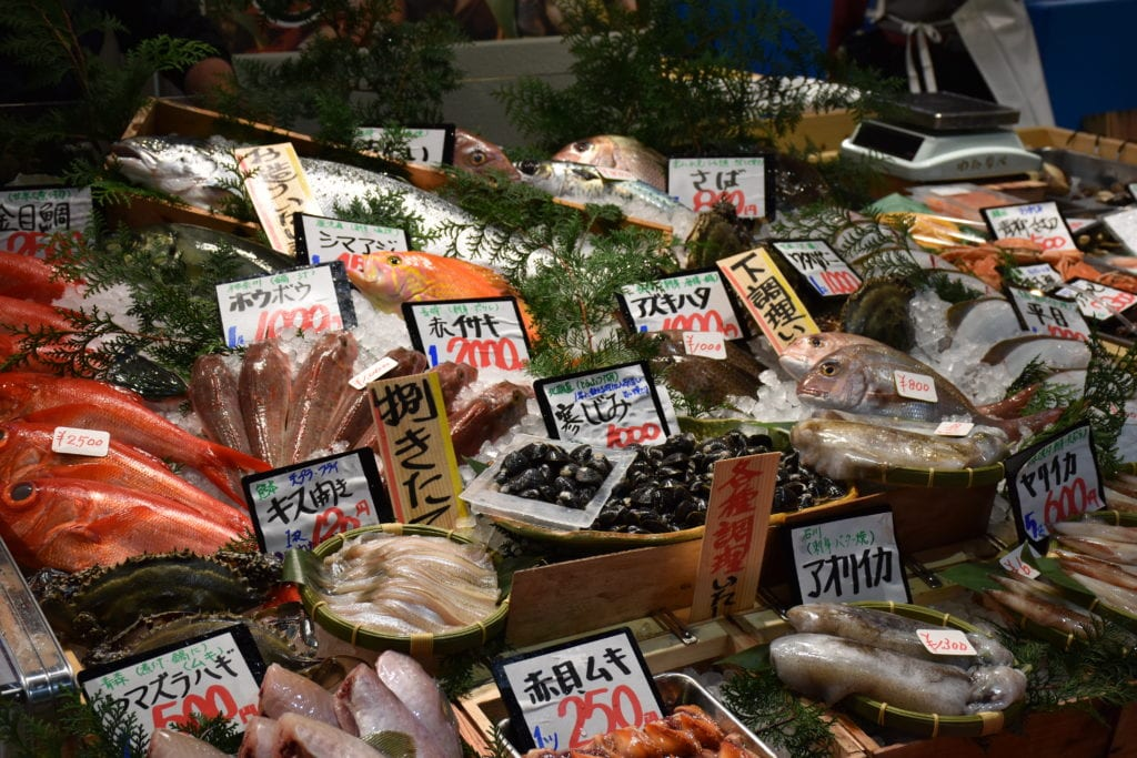 Tsukiji Fish Market - The Ultimate 2 Week Japan Itinerary