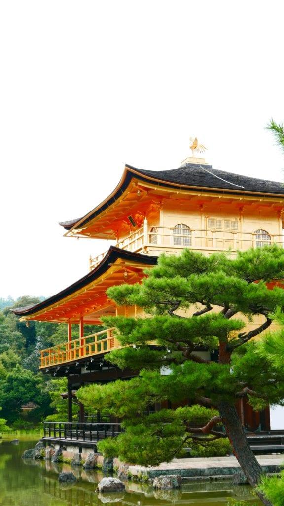 Golden Pavilion Kyoto Japan