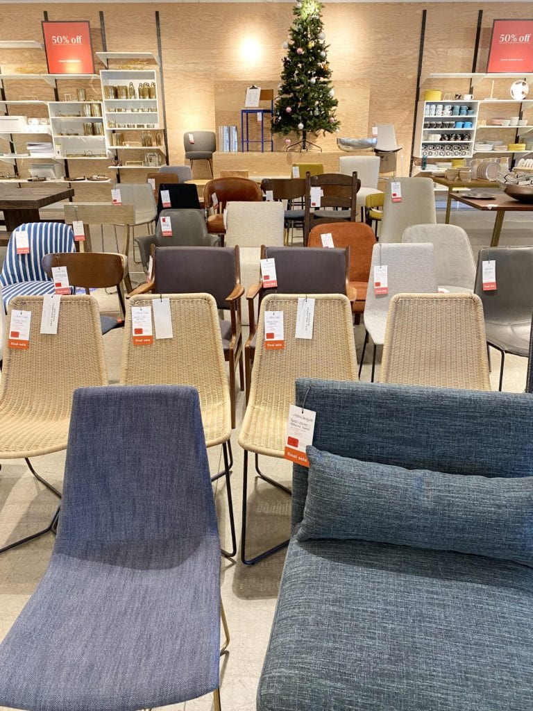 West Elm Outlet Steep Discounts - My West Elm Outlet Haul
