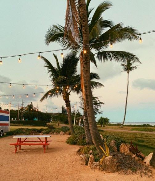 Kauai Food Trucks - Hanalei