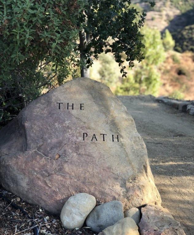 Meditation Mount Ojai 2