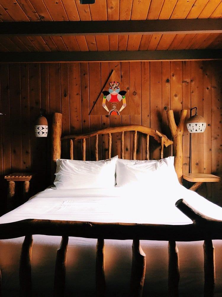 Ojai Rancho Inn Room