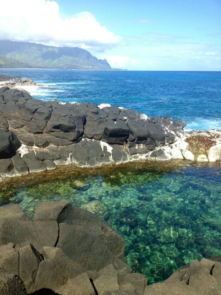 Queen's Bath - Epic Things to Do on Kauai