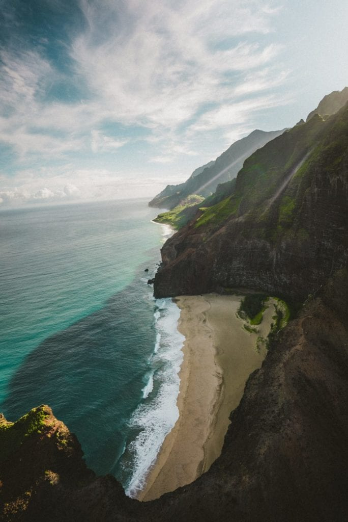 NaPali Coast - Epic Things To Do On Kauai