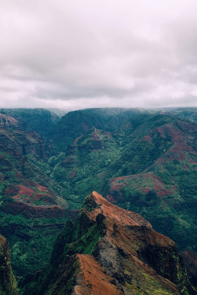 Waimea Canyon - Epic Things To Do On Kauai