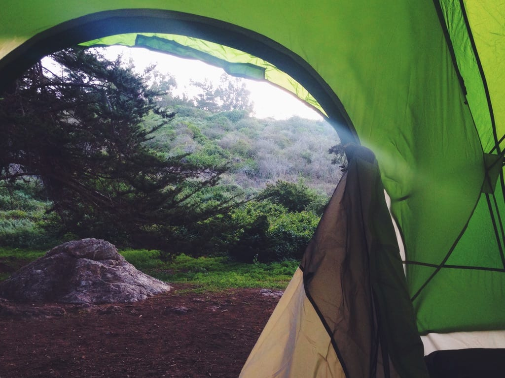 Big Sur Camping - Travels With Elle