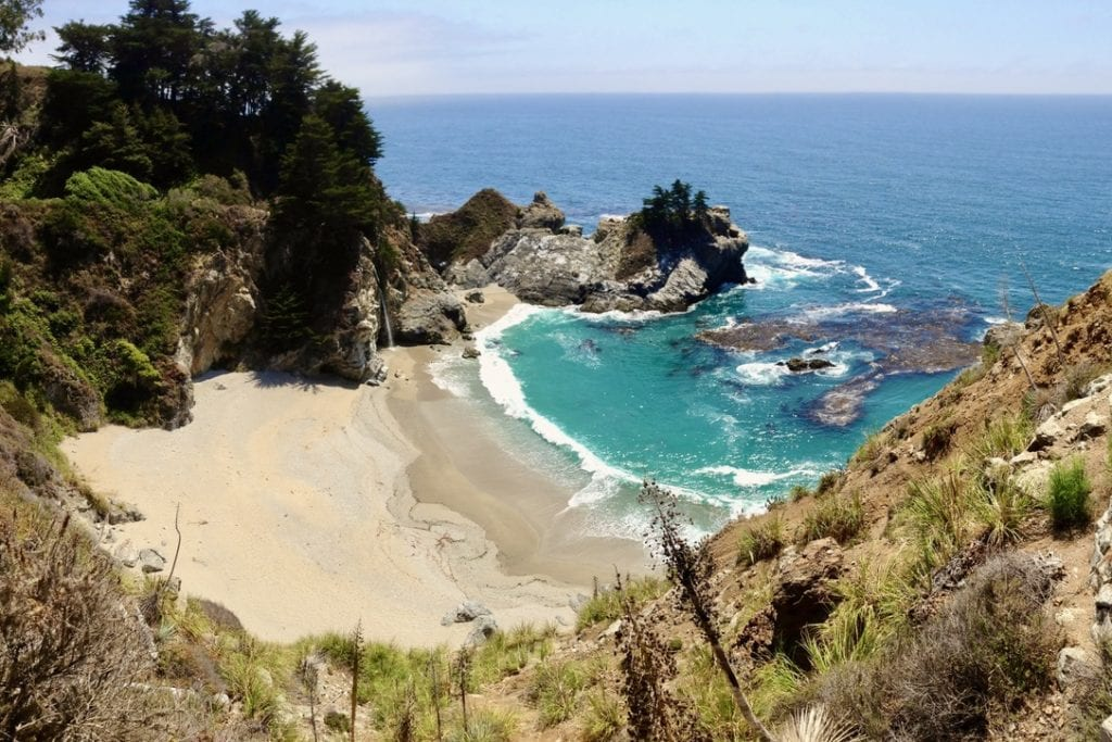 McWay Falls - The Ultimate Big Sur Road Trip