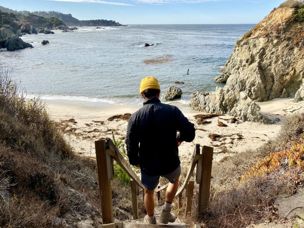 Point Lobos State Natural Reserve - Big Sur Itinerary