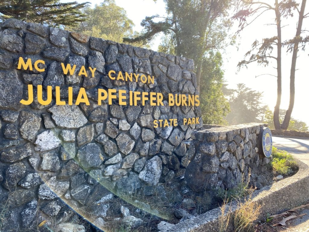 Julia Pfeiffer Burns SP - The Ultimate Big Sur Travel Guide