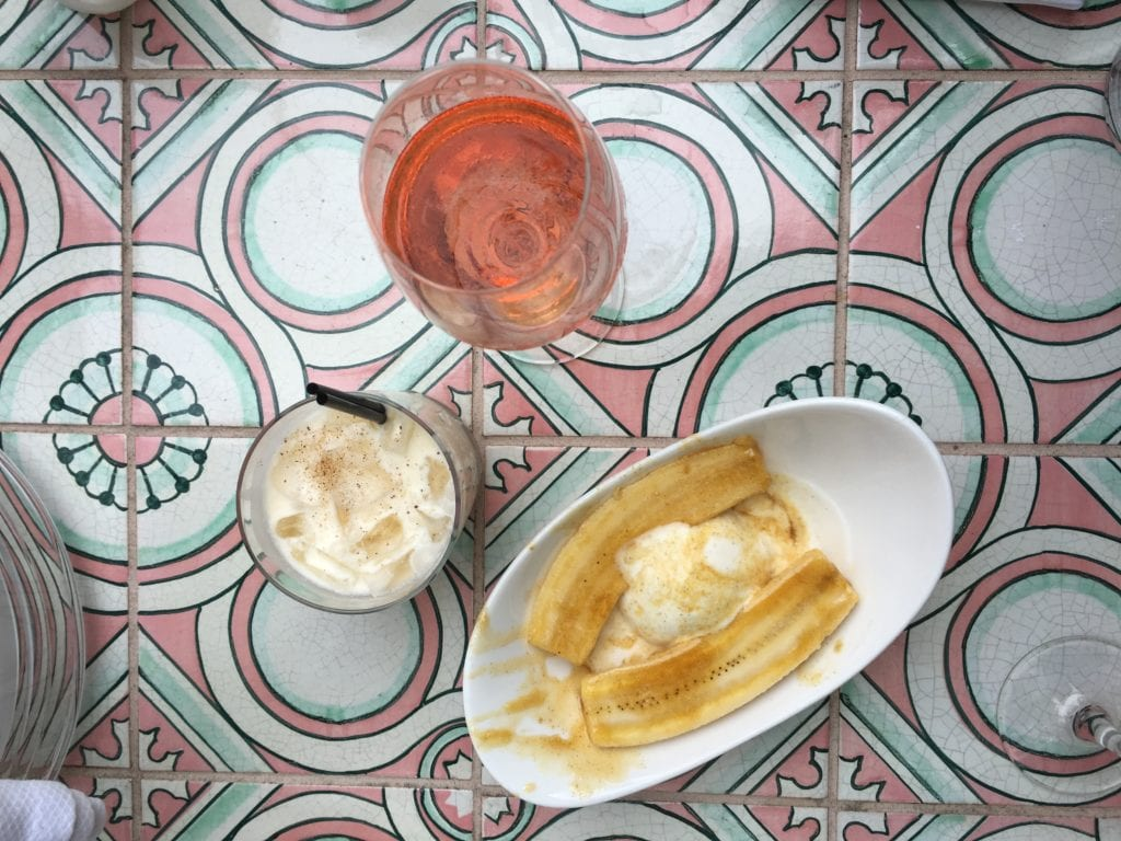 Brennan's Bananas Foster - Things To Do In New Orleans - Travels With Elle