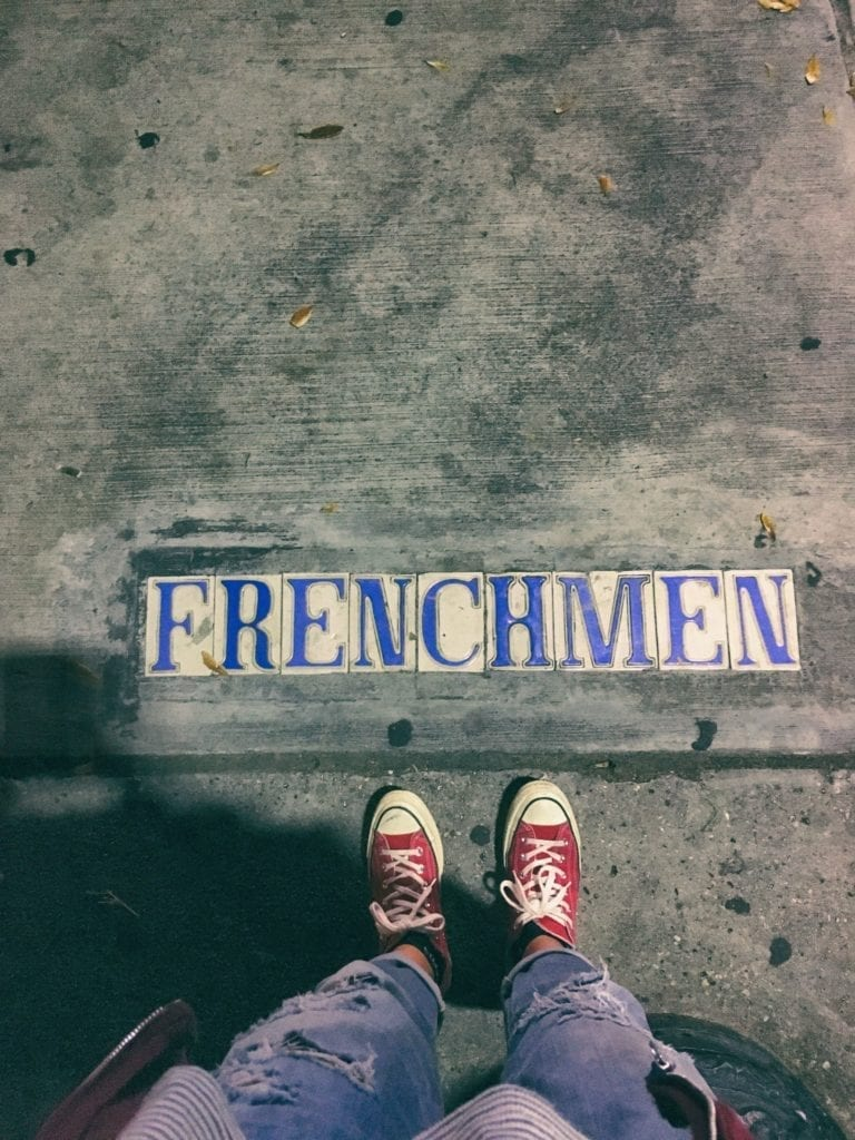 Frenchmen Street - Travels With Elle