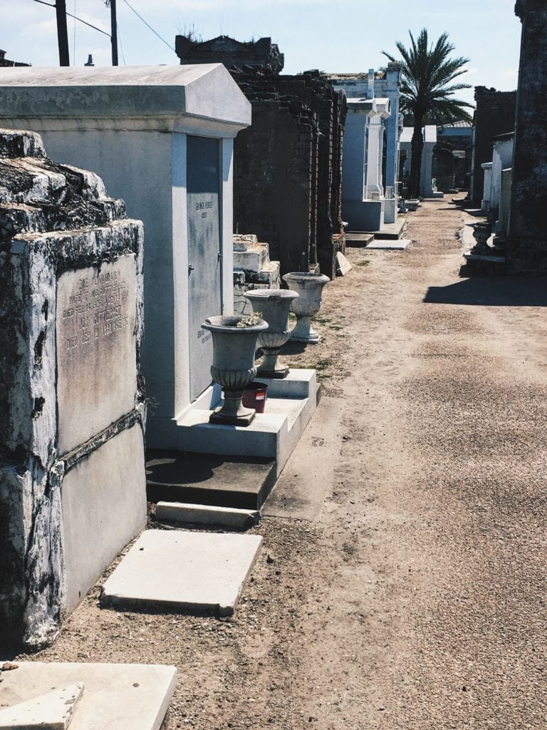 Cemetery Tour - Free and Affordable Things To Do In New Orleans - Travels With Elle