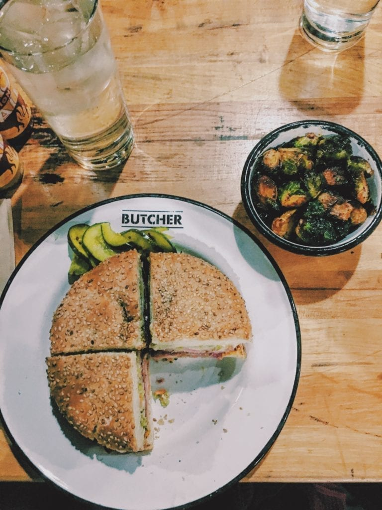 Muffuletta New Orleans - Travels With Elle