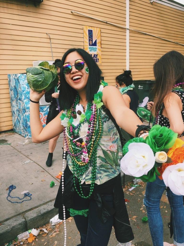 Irish Channel St. Patrick's Day Parade