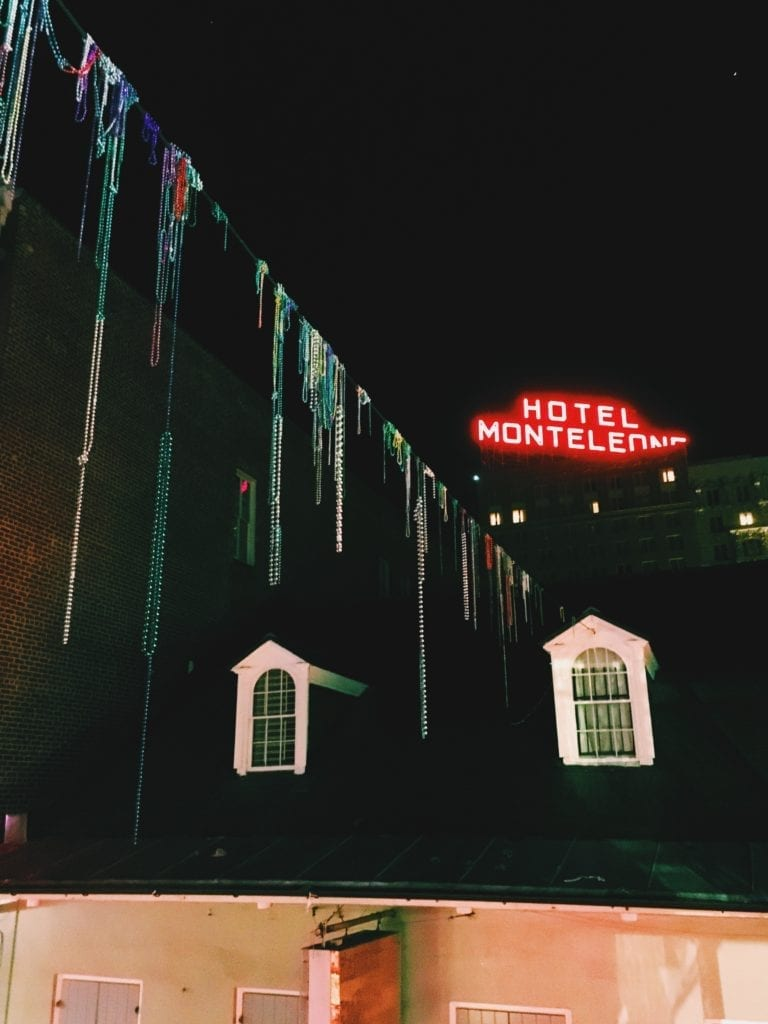 Bourbon Street New Orleans - Travels With Elle