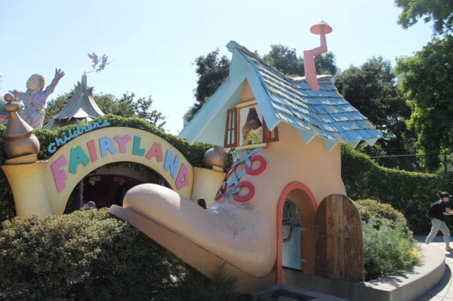Childrens Fairyland Oakland - Best Things To Do In Oakland California - Travels With Elle -