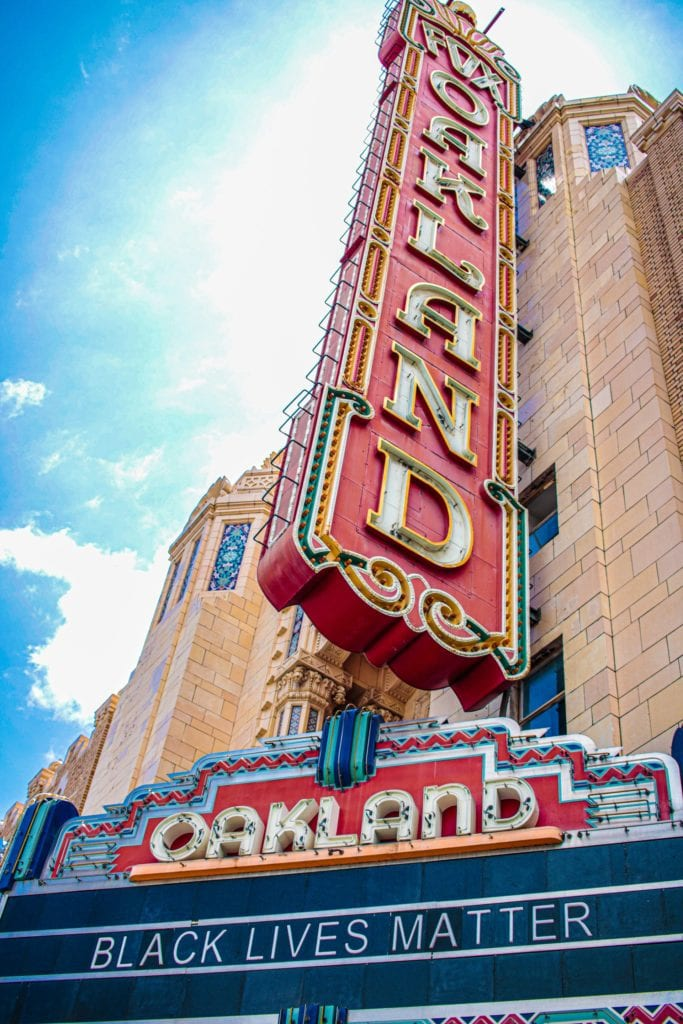 Fox Theater - Coolest Things To Do In Oakland - Travels With Elle