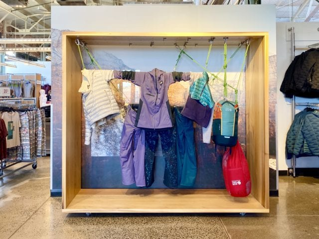How To Get Into The Columbia Employee Store - Travels With Elle