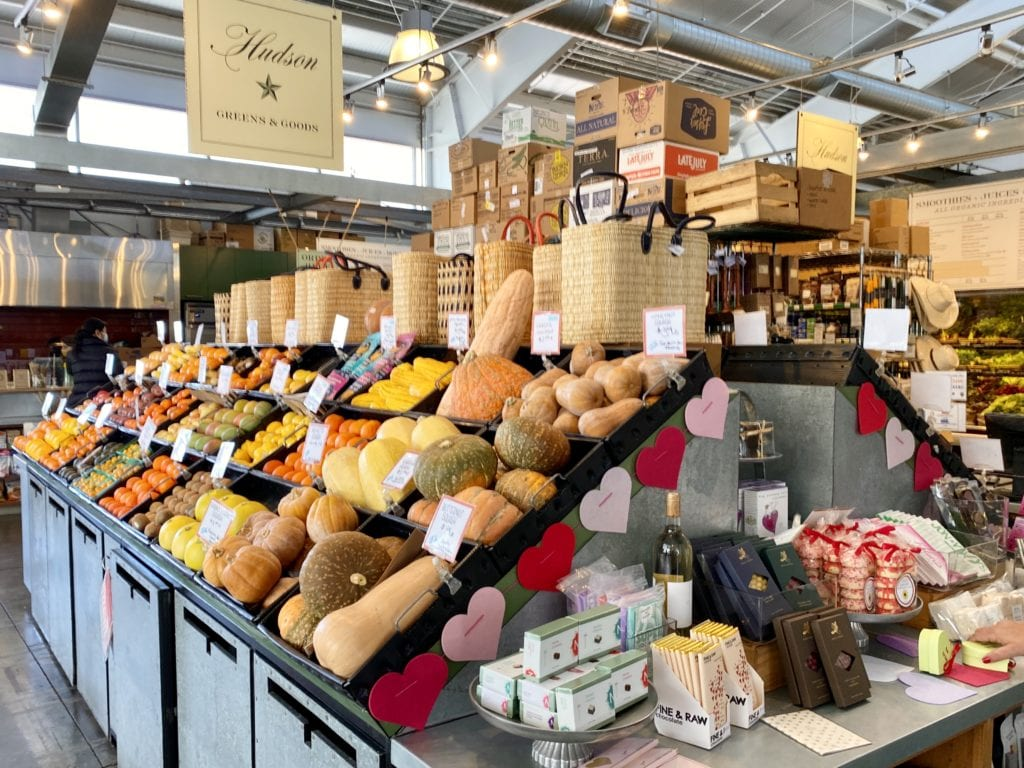 Hudson Greens - The Oxbow Public Market Experience in Napa Valley - Travels With Elle