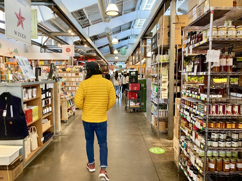 The Oxbow Public Market Experience in Napa Valley - Travels With Elle