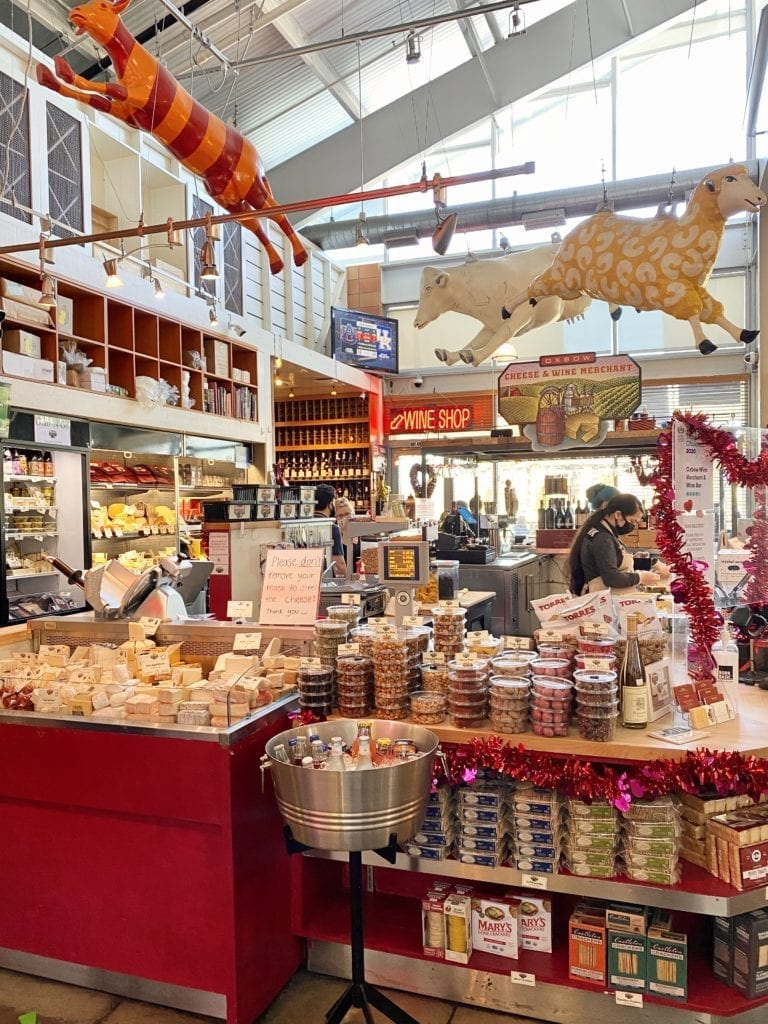 Napa Wine And Cheese Merchant - Oxbow Public Market Experience in Napa Valley - Travels With Elle