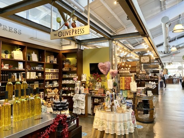 Olive Press - Oxbow Public Market Experience in Napa Valley - Travels With Elle