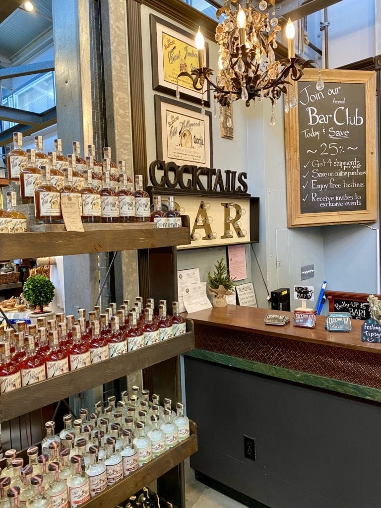 Napa Distillery - The Oxbow Public Market Experience in Napa Valley - Travels With Elle