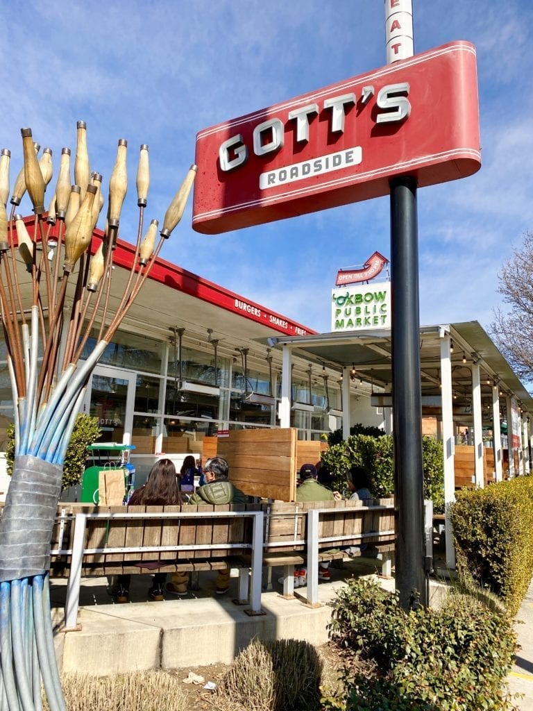 Gott's Roadside - The Oxbow Public Market Experience in Napa Valley - Travels With Elle