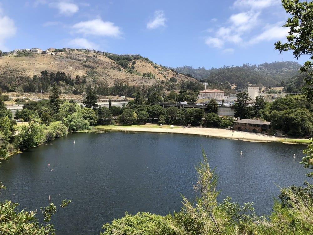 Lake Temescal Oakland CA