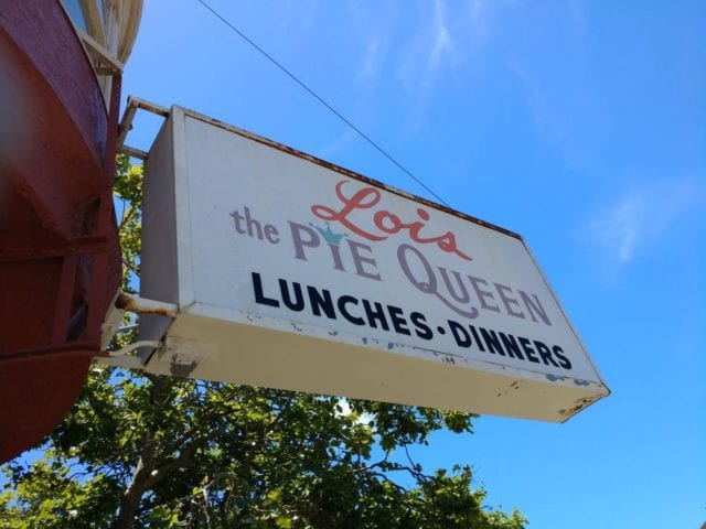 Lois The Pie Queen - Best Things To Do In Oakland California - Travels With Elle