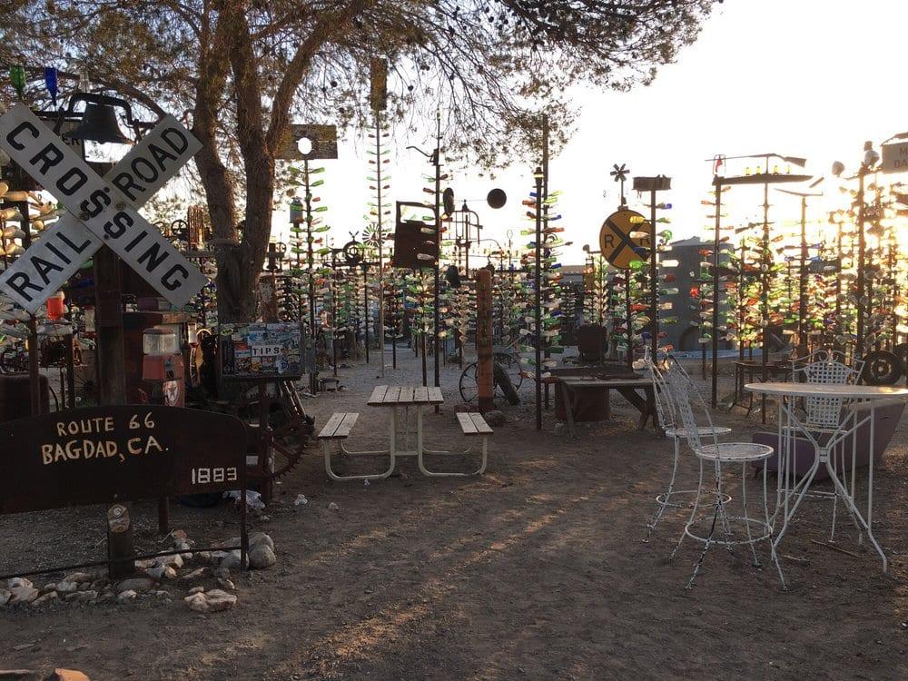 Elmer's Bottle Ranch - Los Angeles to Las Vegas Road Trip