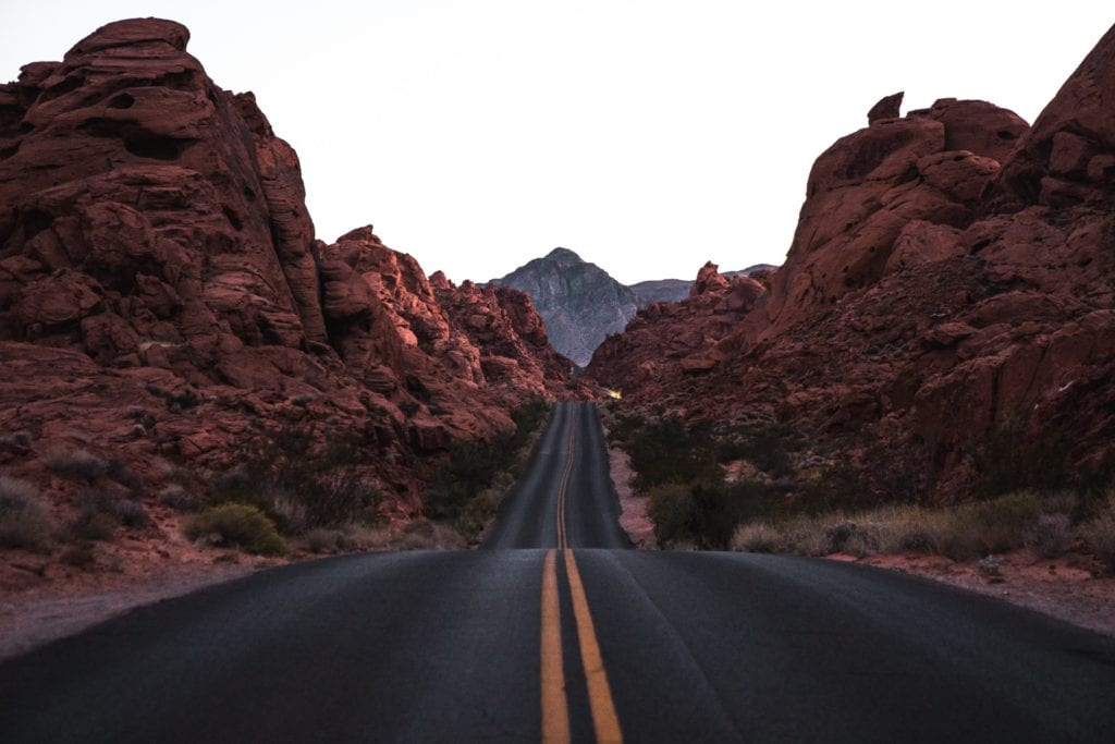 The Ultimate Los Angeles to Las Vegas Road Trip - Travels With Elle