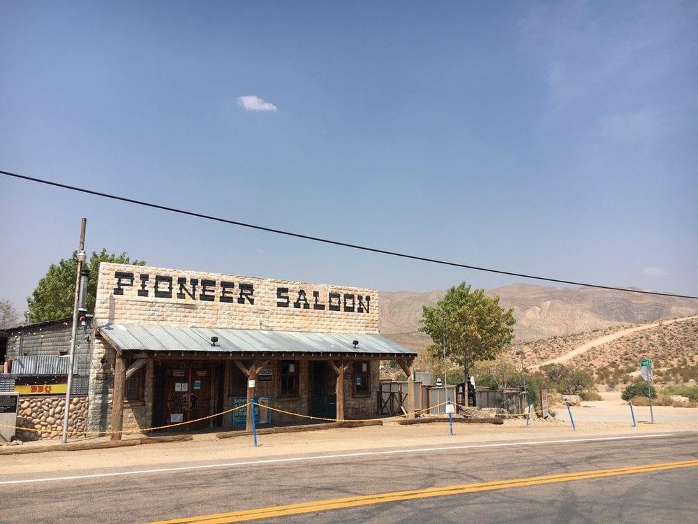 pioneer saloon goodsprings nevada