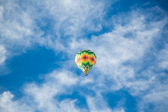 Air Balloon Napa - Best Things To Do In Napa Valley Besides Wine - Travels With Elle