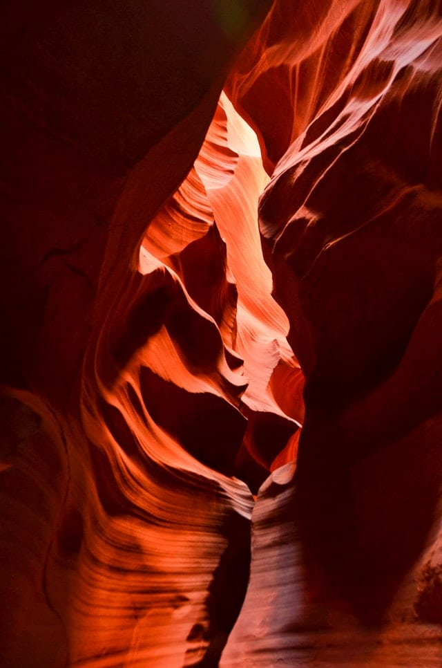 Antelope Canyon - The Perfect 4 Day Arizona Road Trip Itinerary - Travels With Elle