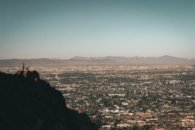 Camelback Mountain Phoenix Arizona - The Perfect 4 Day Arizona Itinerary - Travels With Elle