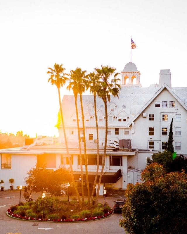 Claremont Hotel - Best Things To Do In Berkeley CA - Travels With Elle