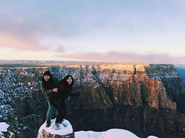 Grand Canyon Viewpoints - Arizona Road Trip - The Perfect 4 Day Itinerary