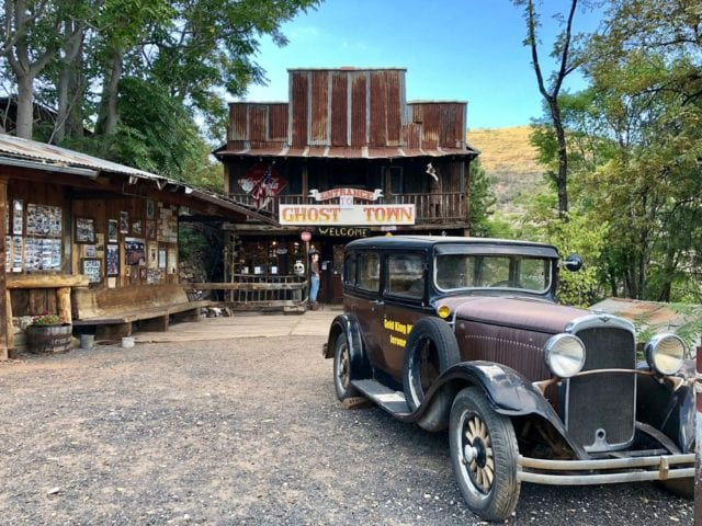 GOLD KING MINE AND GHOST TOWN Jerome Arizona