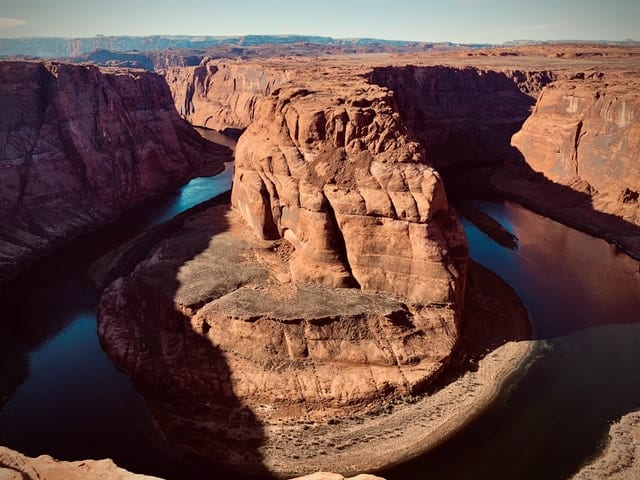 Horseshoe Bend - The Perfect 4 Day Arizona Road Trip Itinerary - Travels With Elle